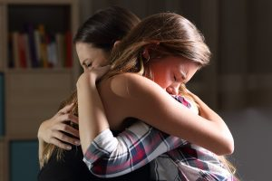 Family Grieving After a Wrongful Death