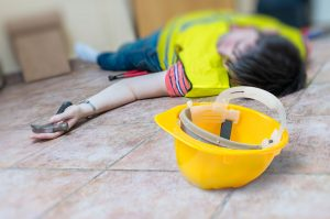Man Unconscious After Suffering a Work Injury